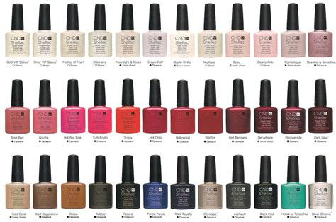 popular shellac nail colors shellac by cnd fantastic beauty supply