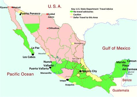 map of mexico vacation spots maps of acapulco mexico acapulco bay map map of acapulco