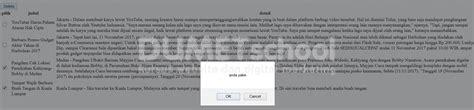 membuat website menggunakan codeigniter cara membuat multiple delete menggunakan codeigniter
