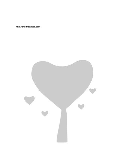 printable valentine stencils free printable valentine stencils