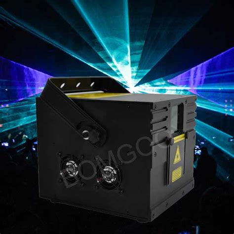 Laser Light Machine by Laser Light Show Equipment System Machine Bomgoo
