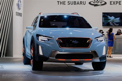 subaru crosstrek 2017 white 2017 subaru crosstrek previewed by this rugged