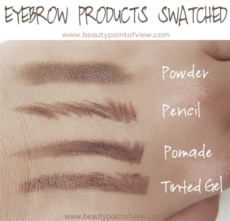 Nyx Brow Powder eyebrow products point of view