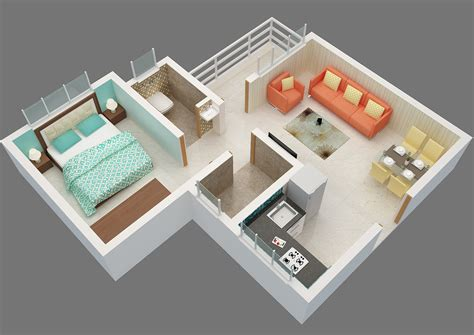 one bhk house plan 100 1bhk floor plan 1 bhk flat property for sale at pathalkudwa in ranchi