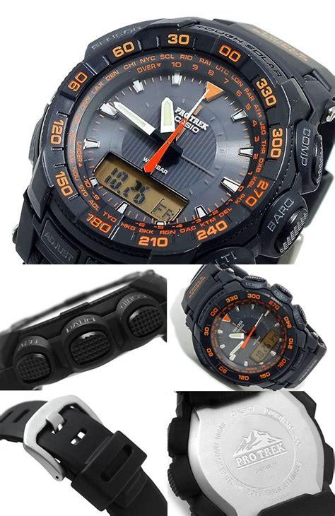 Casio Tali Casio Protrek Prg 550 Prg 550 Prg500 casio prg 550 1a4dr protrek sensor 214 zen saat 箘zm箘r