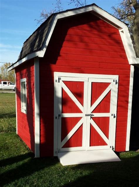 8×10 Shed
