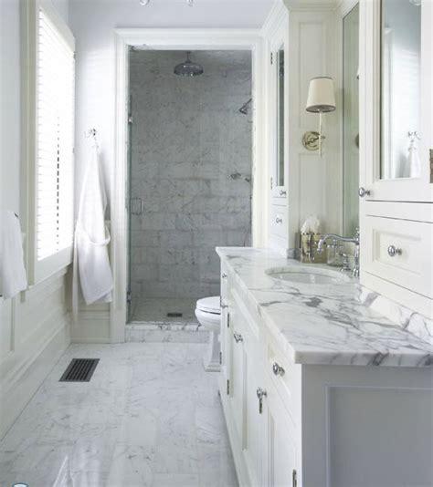 white bathroom floor white marble bathroom floor tiles with elegant image in