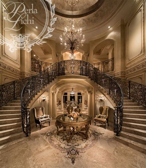 mansion foyer the world of miss http millionairess my luxury home