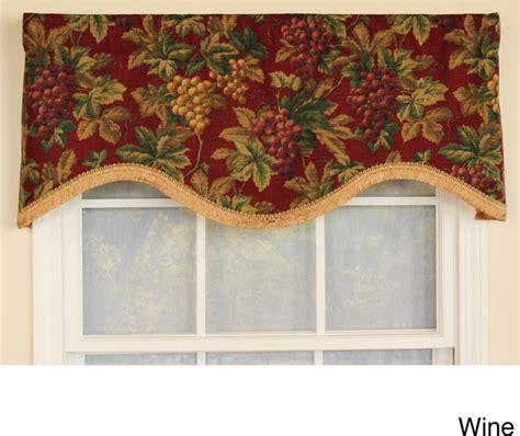 Modern Cornice Valance Through The Grapevine Cornice Window Valance