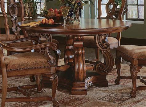 pulaski casa cristina la habana leg dining collection