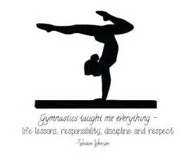 Removable Stickers For Walls shawn johnson quote wall decal gymnastic vinyl sticker