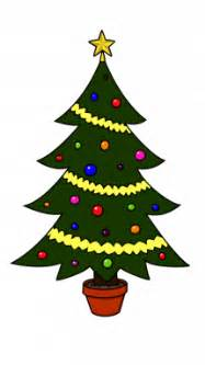 To draw christmas tree christmas holidays easy step by step drawing