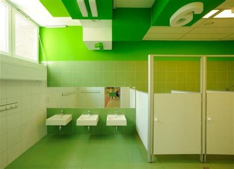 school bathroom design this is cool kindergarten bathrooms with numbers and