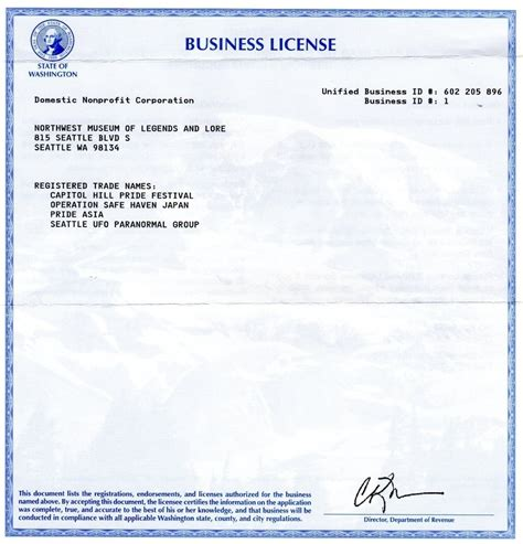 business license template business license template 28 images business license