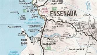 ensenada baja california map baja with will cavan la bufadora