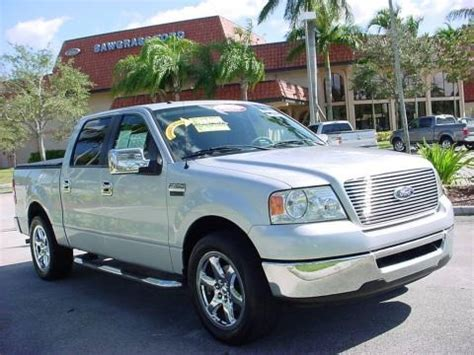 2006 F150 Specs by 2006 Ford F150 Xlt Supercrew Data Info And
