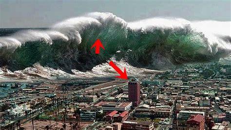 detik tsunami rekaman video amatir detik detik tsunami tenggel4mkan