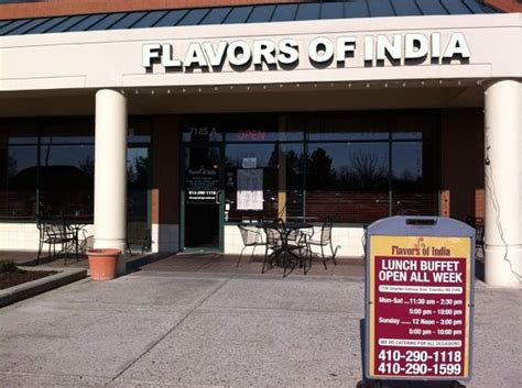 Flavors Of India Picture Of Flavors Of India Columbia Buffet Columbia Md