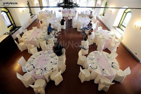 tavoli allestiti per matrimoni tavoli rotondi allestiti per il matrimonio gda catering