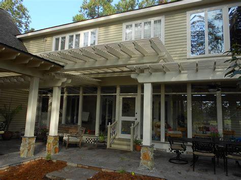 Pergolas New Orleans Pergola Designs Custom Outdoor Pergola Design Software