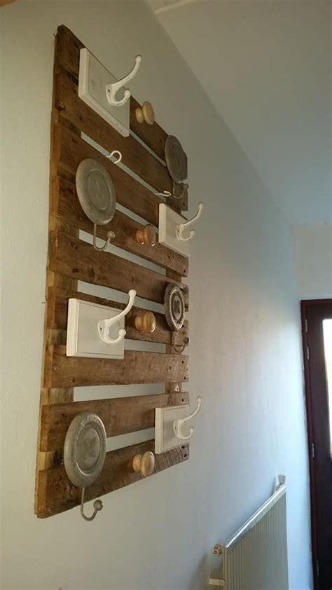 hanging shelf ideas pallets wooden hanging wall shelf pallet ideas recycled
