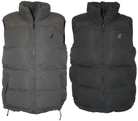 Vest Vest Hodies With Hooper mens kangol hopper designer sleeveless padded bodywarmer