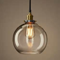 what is pendant lighting loft copper cap glass ball pendant lighting contemporary