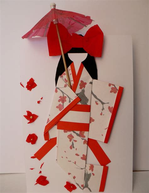How To Make Japanese Paper Dolls - japanese paper doll by girloftheocean on deviantart