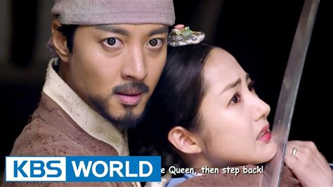 dramanice queen for 7 days queen for seven days 7일의 왕비 ep 19 preview youtube