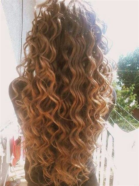 easy curling wand for permed hair 17 best piggyback perm images on pinterest perms curls