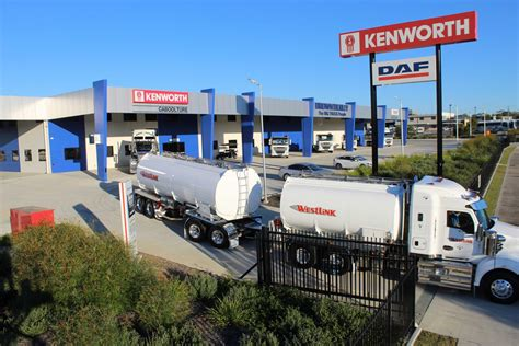 dealer kenworth paccar dealer of the month brown and hurley kenworth daf