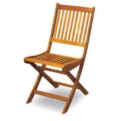 chaise en bois 224 lattes fsc eucalyptus mars lot de 2