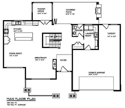 diamond at prospect floor plans maplewood custom home plans