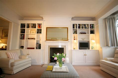 Custom Made Alcove Units   The BookCase Co