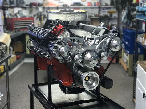 chrysler motor mopar performance crate engine