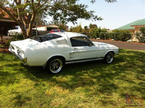ford mustang 1967 gta fastback