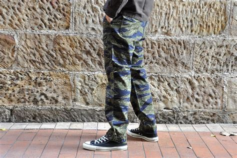 Tiger Camo freewheelers shows their stripes with the krafty tiger