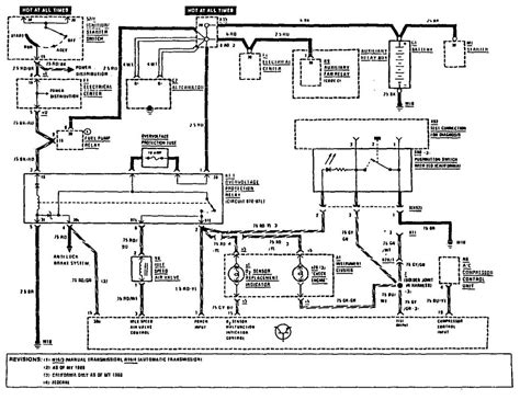 wiring diagram for mercedes wiring diagram with