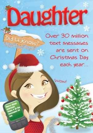 merry christmas daughter quotes quotesgram