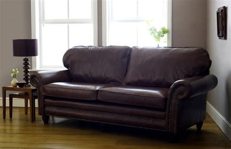 traditional sofas uk cromwell leather sofa on legs leather sofas