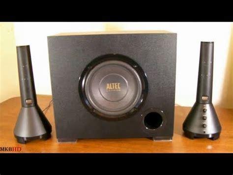 Speaker Aktif Altec Lansing Vs 4621 review altec lansing octane 7