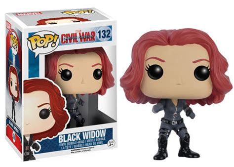 Funko Black Widow Pop Vinyl 4793 funko civil war pop vinyls revealed up for order