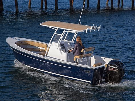 boats with center console 21 bristol harbor series center console vanquish boats ri