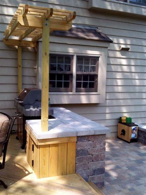 grill gazebo shelter  pergola designs shelterness