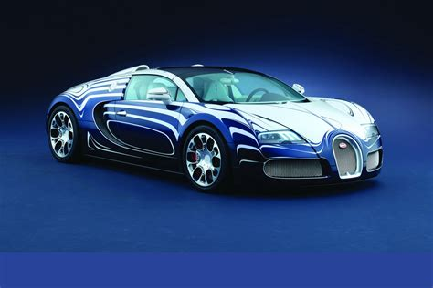 how many bugattis are in the us bugatti s one of a l or blanc veyron grand sport
