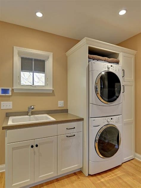 top 25 ideas about washer dryer cover up on pinterest hidden laundry washers and plugs 25 best stacked washer dryer washing machine buying