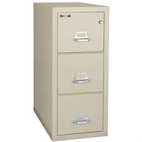 Fireking 3 1943 2 Three Drawer Letter Size 2 Hour 3 Drawer Vertical Filing Cabinet