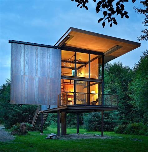 Sol Duc Cabin by 5 Of 10 Picks For The Aia Residential Awards Look