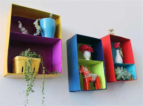 Acrylic Box Pajangan 3 clever ways to turn shoeboxes into wall brit co