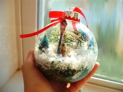 narnia snow globe christmas ornament l post scene in